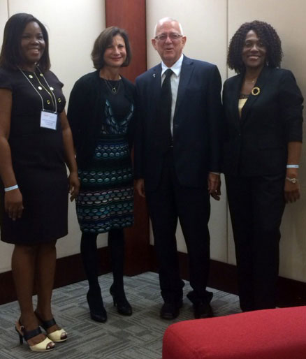 featured image for: Vice Dean Keynote Speaker at Jamaica Education Conference