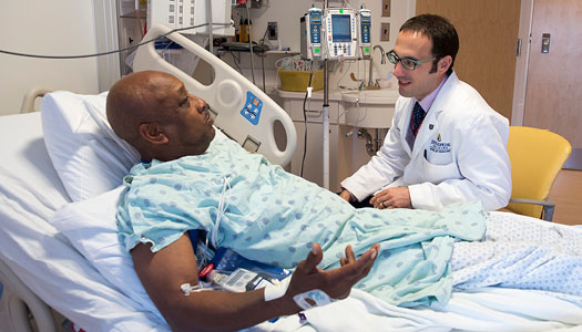 featured image for: Hopkins Doctor Seeks Education Training to Improve Bedside Care