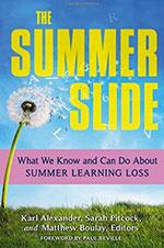 The summer slide book