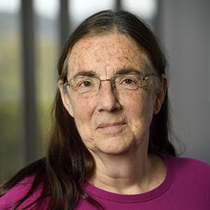 Nancy Madden Portrait
