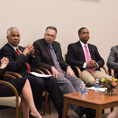 Charter School Debate Panel