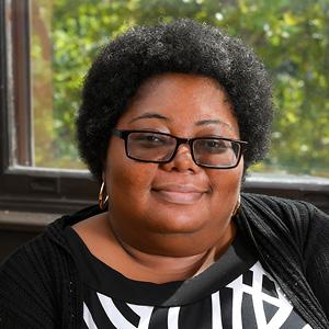 Yolanda Abel Portrait