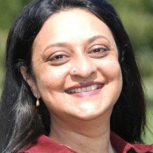 Aparna Ramaswamy Portrait