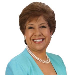 Margarita Calderon Portrait