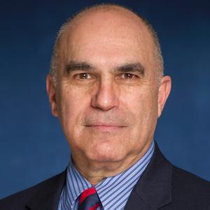 Sheldon Greenberg Portrait