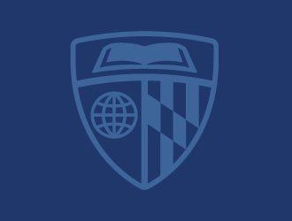 Johns Hopkins University shield