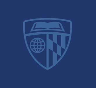 Johns Hopkins University shield