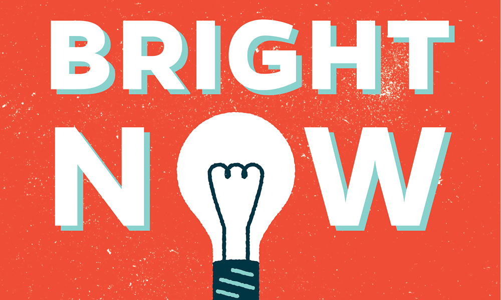 Bright Now Podcast Logo