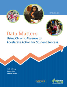 Data Matters Poster Cover