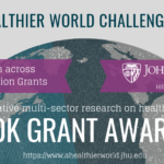 Healthier World Implementation Grants bring fresh approaches for health equity