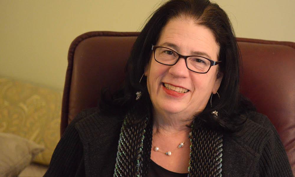 Lynn Friedman Portrait