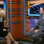 Chris Swanson on Fox 45 News