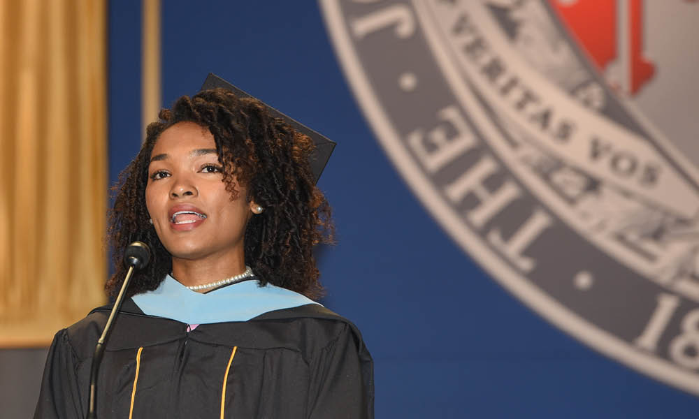 recent graduate awarded coveted luce scholarship jhu school of