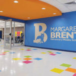 Inside Margaret Brent Elementary/Middle School