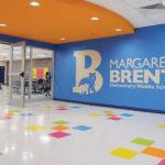 Inside Margaret Brent Elementary/Middle School