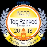 NCTQ 2018 Elementary Logo