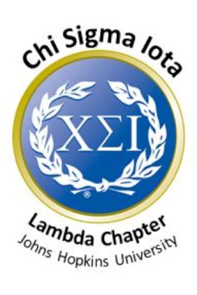 Chai Sigma Iota Logo