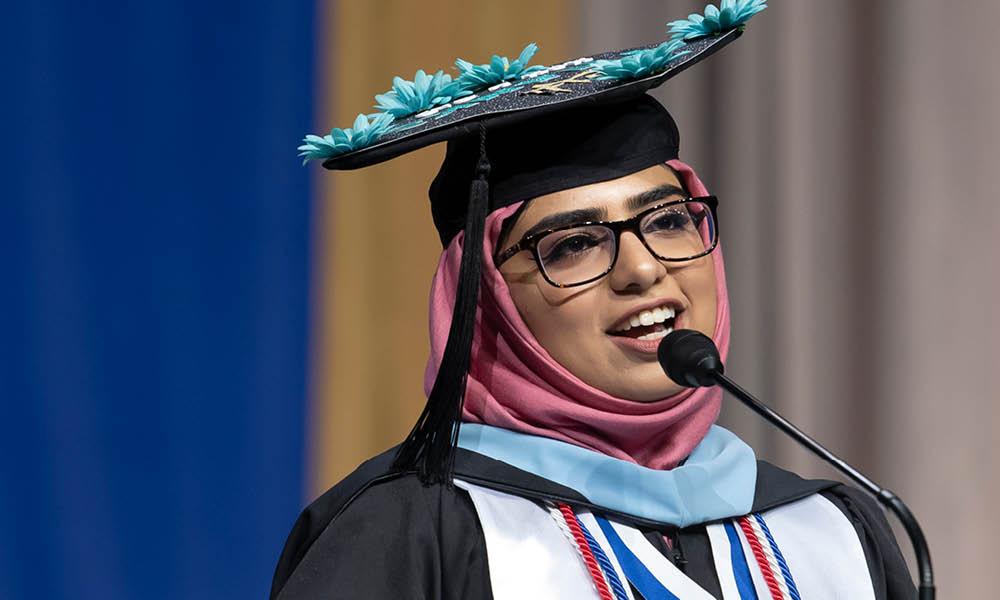 Leila Khalid Warraich