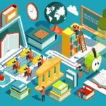 Illustration of Digital Learning