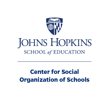 JHU Center for Social Organization of Schools