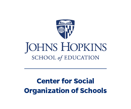 Center for Social Organization of Schools Logo