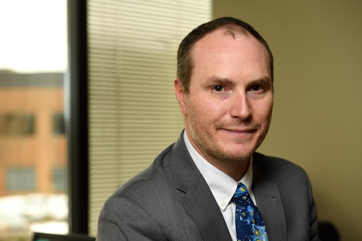Chris Swanson Portrait