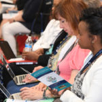 People on the MATN conference