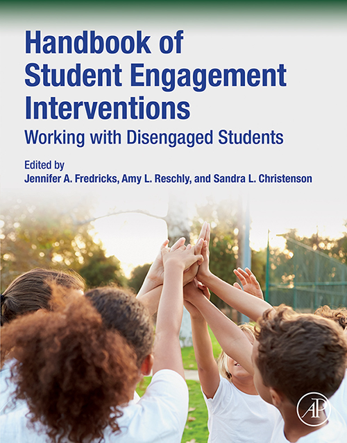 Book Cover Handbook Of Student Engagement Interventions