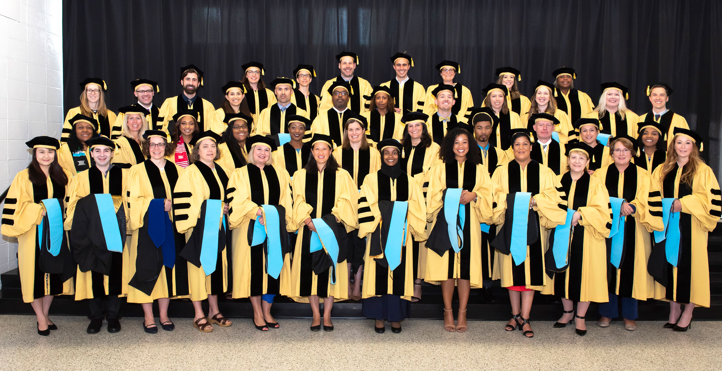 2019 Doctoral Degree Candidates