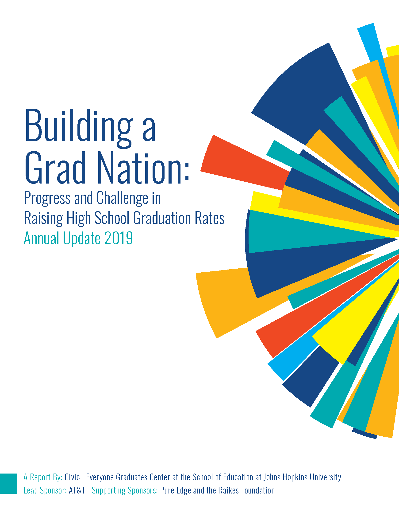 Building a Grad Nation Report Cover
