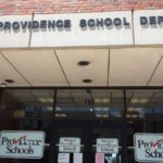 providence school department building