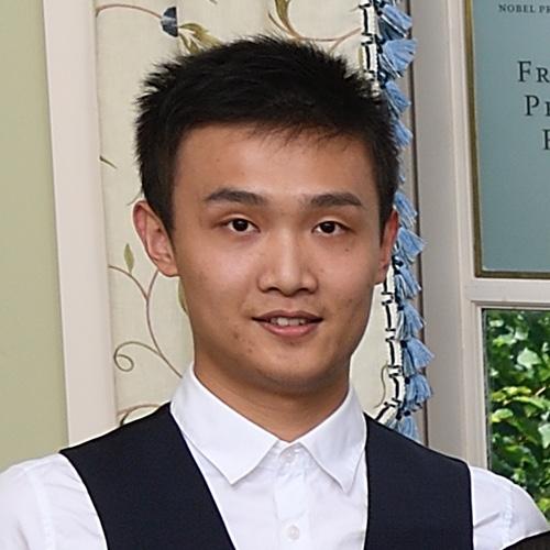 Wu Zhou Portrait