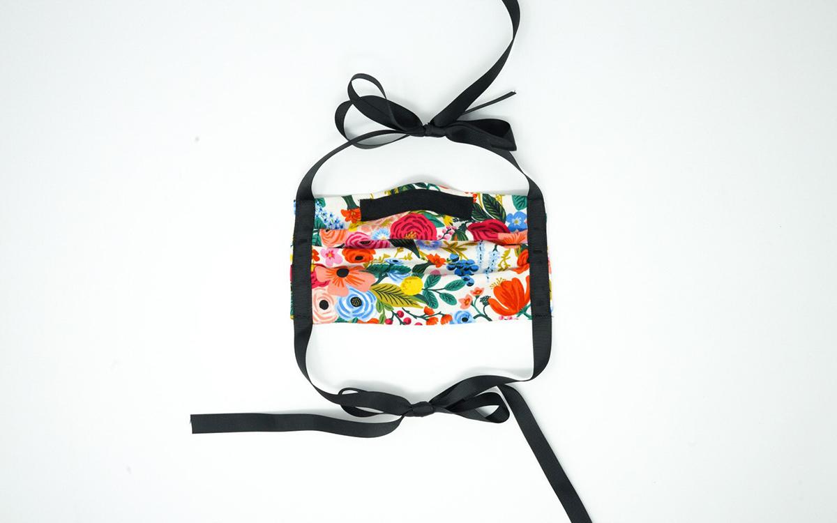 Home Sewn Mask