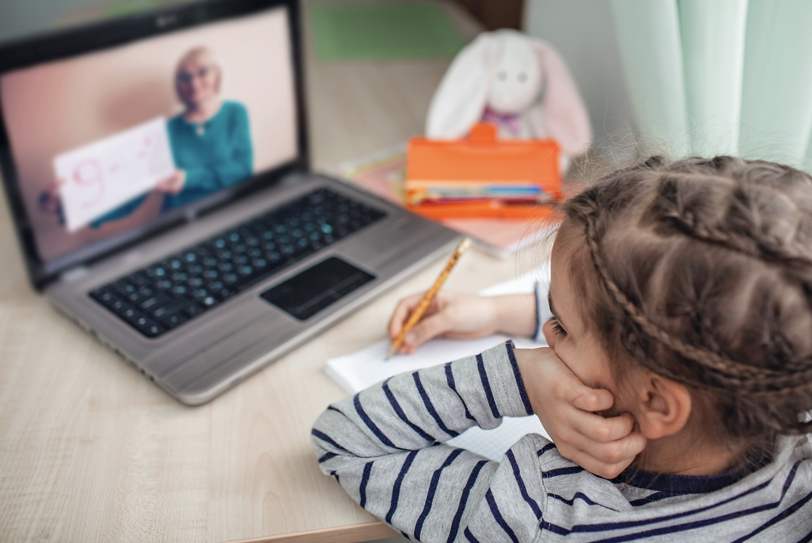 8 Tips to Help Your Child Focus and Stay Engaged During Distance Learning |  JHU School of Education