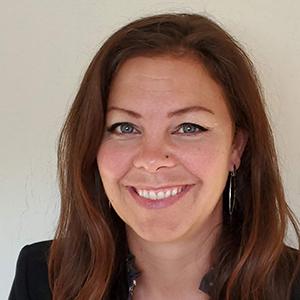 Rebecca Cruz professional headshot
