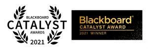 2021 Blackboard Catalyst Award Winner